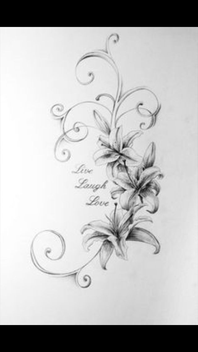 I LOVE LILYS. Beautiful design