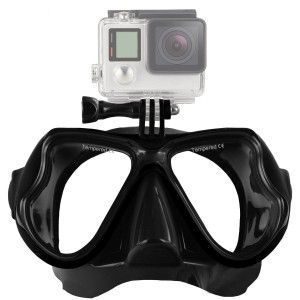 9. Jiale 2015 the Newest Gopro Dive Scuba Diving Mask