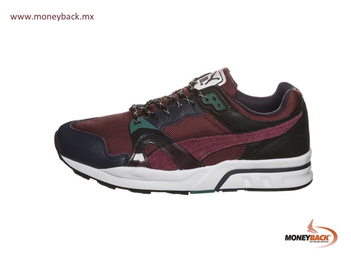 Puma has brought back to its products the Trinomic shoes that were in fashion in the 90's. They are sport shoes with enhanced shock and energy absorption, with rubber outsole for an improved grip, midsole for great cushioning and low weight, more aggressive than passive and more authentic than overdone. Puma Mexico is affiliated to Moneyback. #moneyback  #taxrefund #travelmexico    Puma ha traído de vuelta al mercado sus tenis Trinomic que estuvieron de moda en los 90's. Son tenis que…