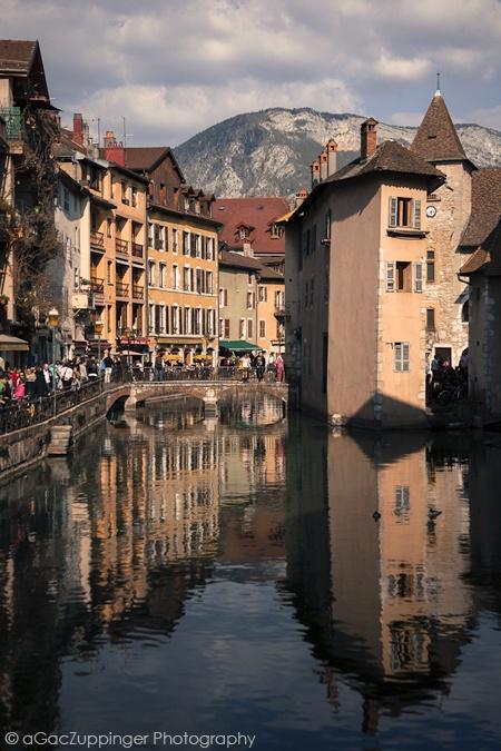 REFLECTION ::  #reflection #France #travel