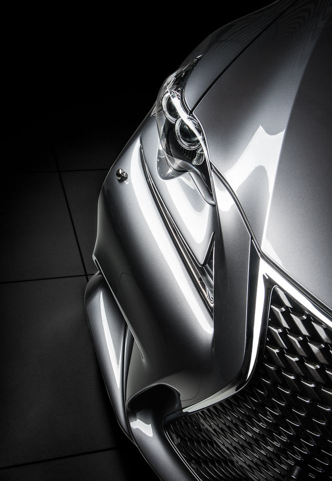 Lexus IS - Bold New Design