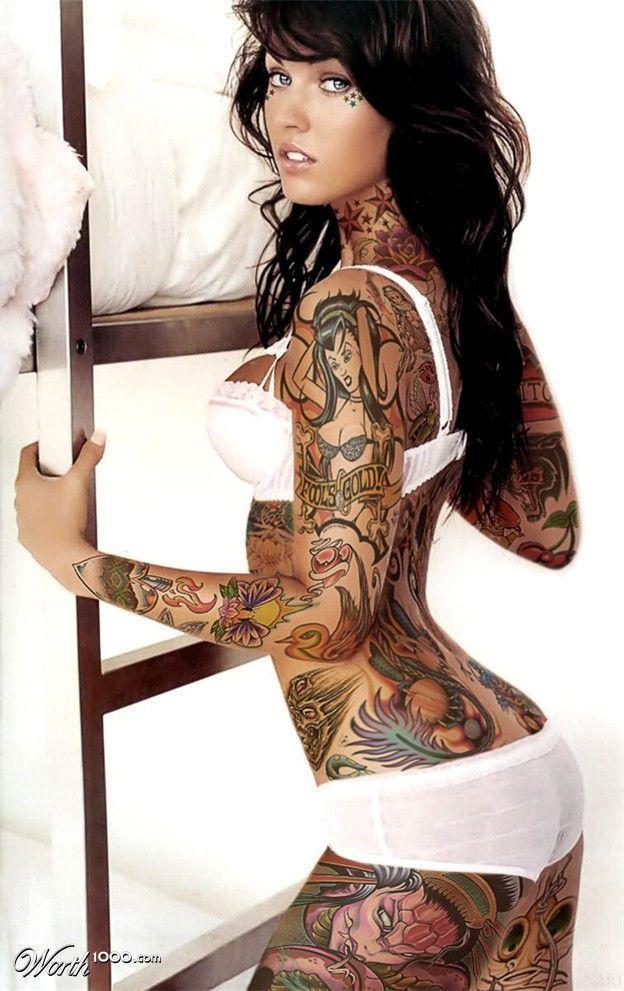 Szexi tetovált lányok II. | szexi tetovált lány 8 | erotikusmasszazsindex.hu
