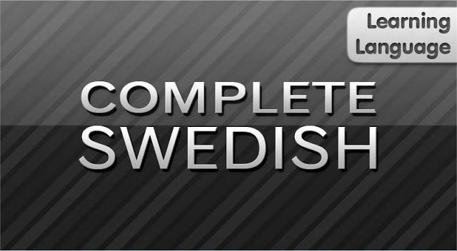 Complete Swedish: Teach Yourself Free APK Learning Language Complete Swedish…