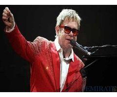 Elton John Concert Tickets for Sale in Dubai