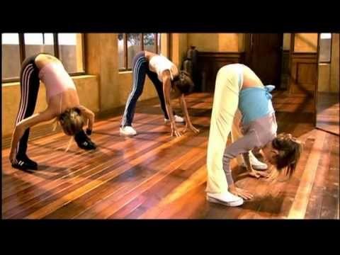Carmen gym workout and dildo 4