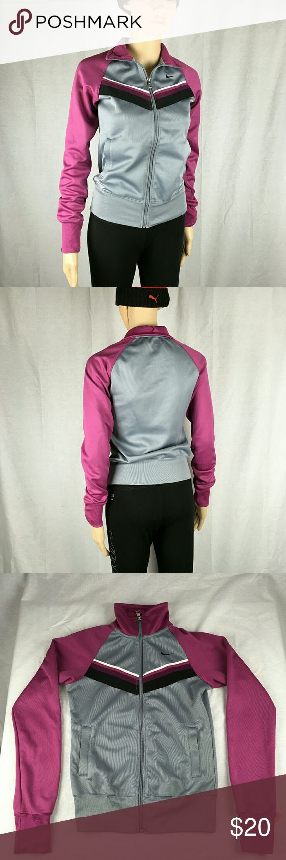 Nike Sports Jacket Excellent condition almost like new.Guaranteed original Brand. Nike Jackets & Coats