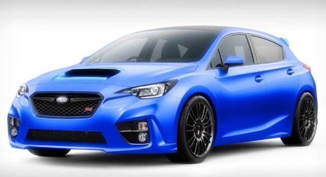 2018 Subaru WRX STI Rumors, Release Date