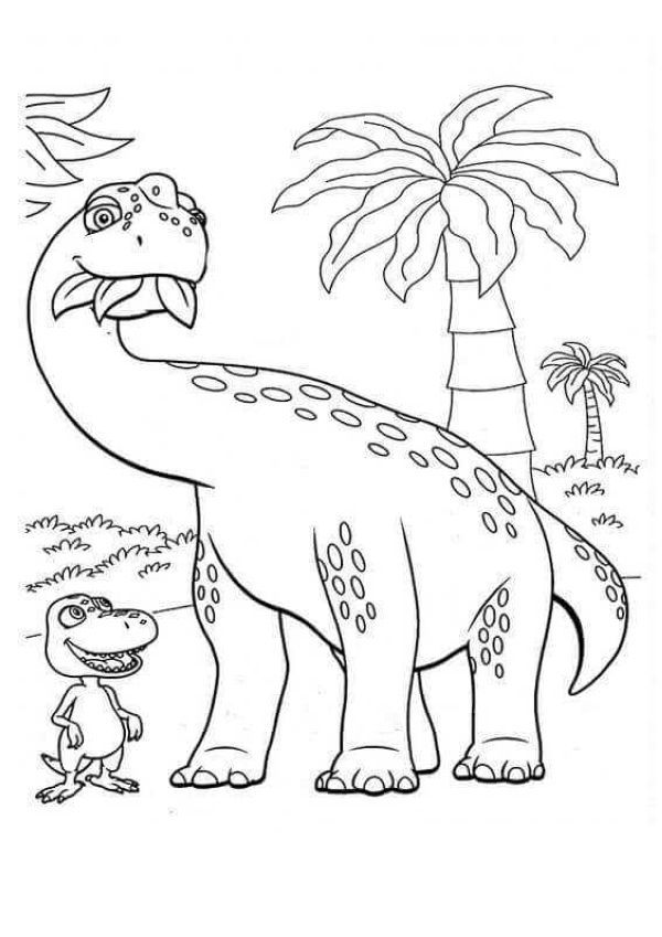 Free Dinosaur Train Coloring Pages Printable - Free Coloring Sheets Dinosaur  Coloring, Dinosaur Coloring Pages, Train Coloring Pages