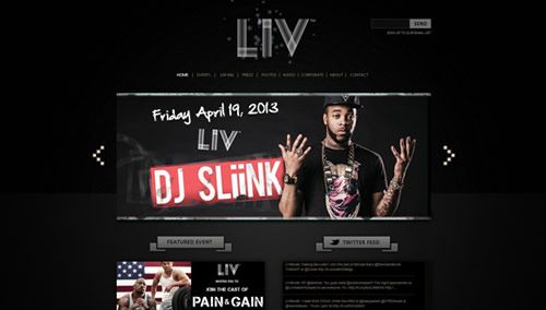 Liv night club