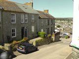 Self-catering holiday, rental, cottage in Penzance, West Cornwall, with sea-views, open Fire, parking, WiFi, pet/Dog friendly