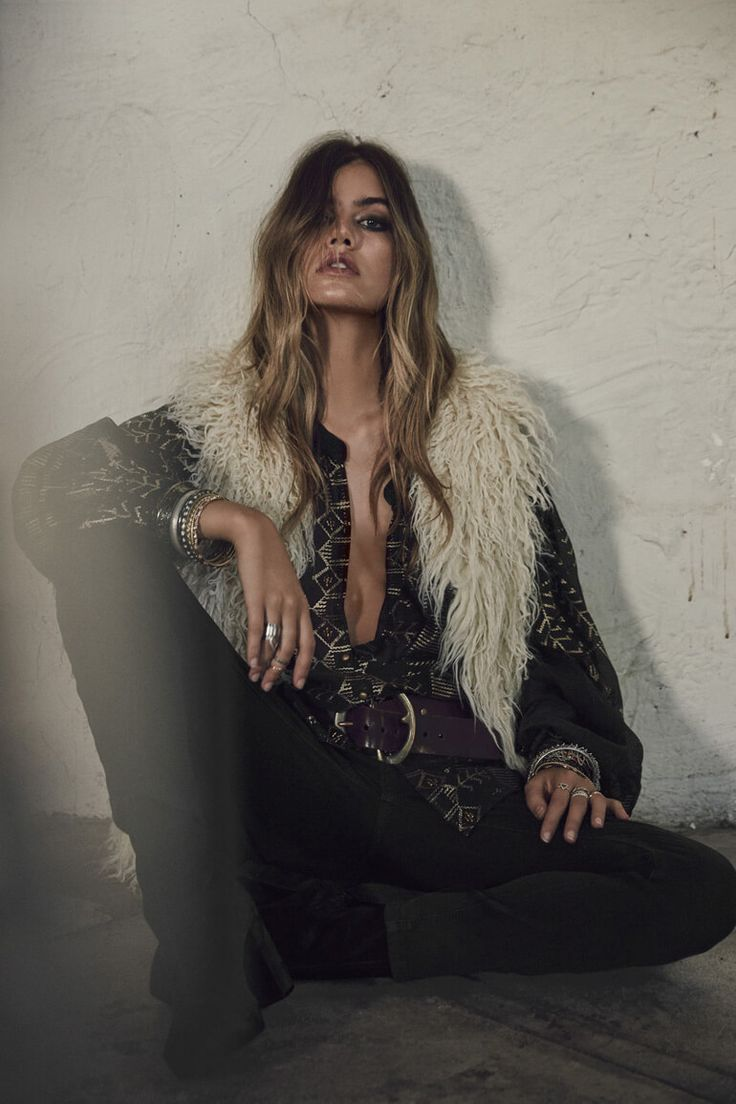 Free People Does Rocker Inspired Fall '15 Looks