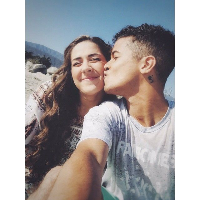 Does Jordan Fisher have a girlfriend? The Teen Beach 2 star might have tons of celebrity friends, but his latest Instagram picture for Women Crush... I'm so jealous of this girl!!! His lips
