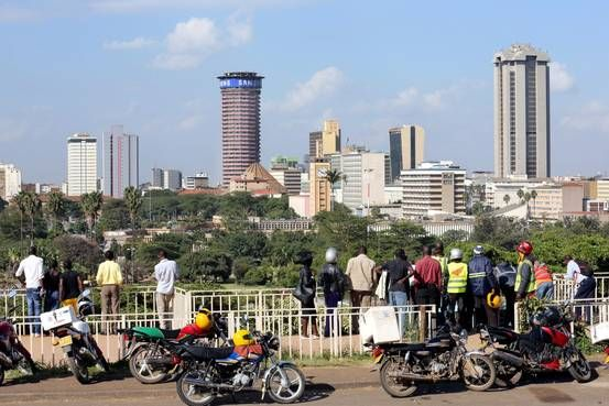 MANY TRAVELERS pass through Nairobi, Kenya's frenetic capital, en route to an East African safari, rarely staying longer than a night at an airport hotel. Yet this city of more than 3.5 million, which has ripened beyond its colonial roots into a multicultural capital and regional business hub, merits