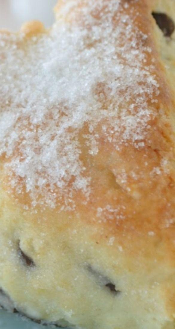 212 Recipe Yummy Delicious Banana Bread: Chocolate Chip Almond Cream Cheese Scones