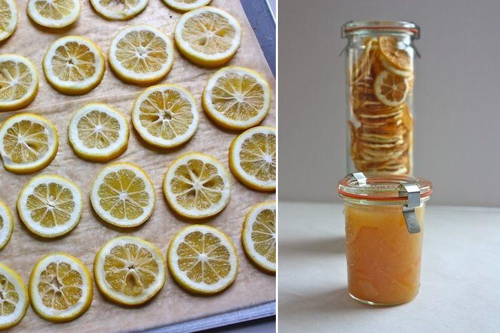 Meyer Lemon Marmalade