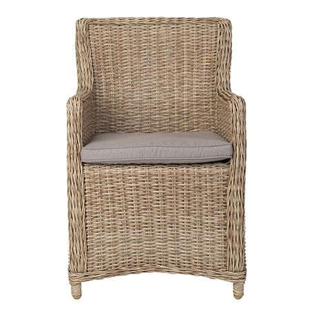 Ponte Outdoor Armchair  Taupe