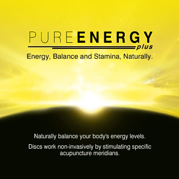 CieAura Pure Energy Plus Chips balance the bodies own energy to provide more stamina and mental clarity naturally.