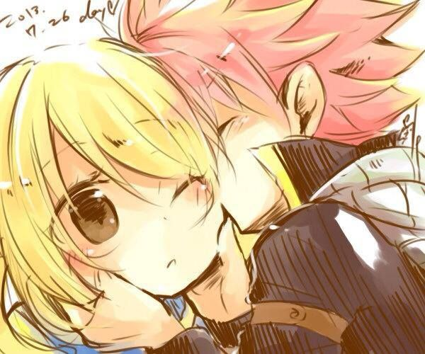 17 Best images about natsu and lucy on Pinterest | Happy ...
