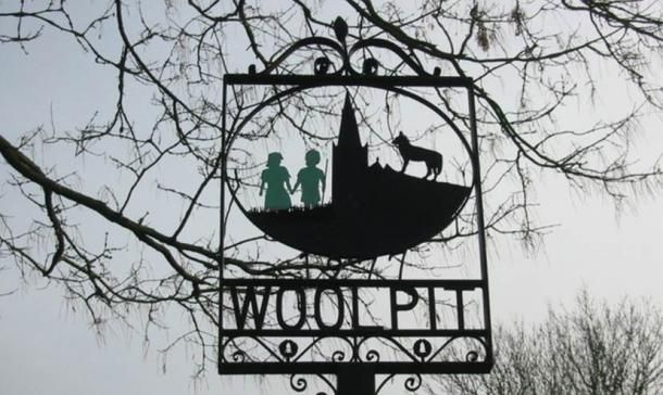 The Children of Woolpit is an ancient account dating back to the 12th century, which tells of two children that appeared on the edge of a field in the village of Woolpit in England.  The young gi