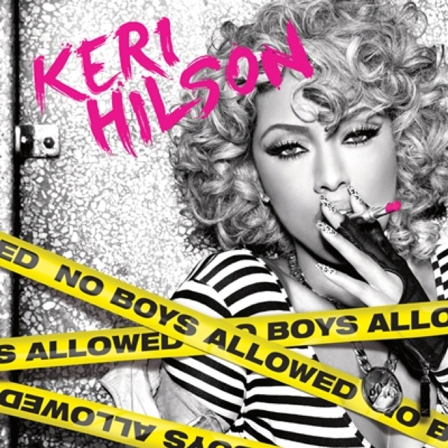 Kerry Hilson album cover love the makeup look :)