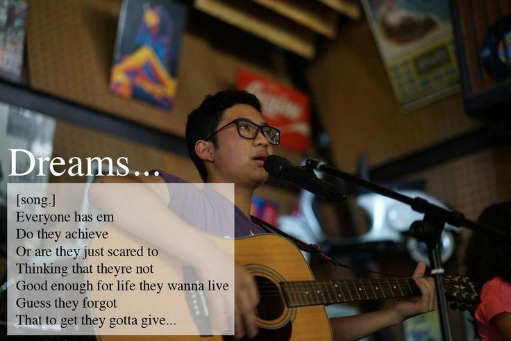 Dreams - Original song by @au_dino (video clip)