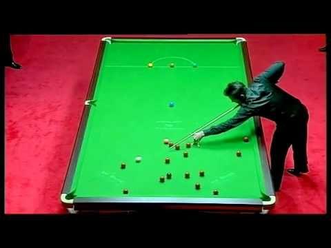 snooker 147 break video