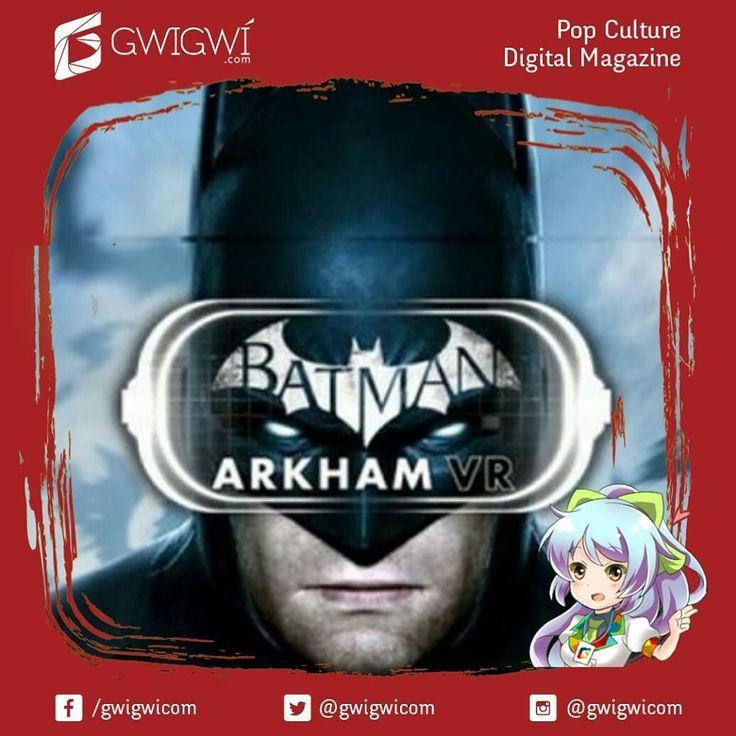 BATMAN: ARKHAM SEGERA MENJADI GAME VIRTUAL REALITY  Rocksteady pengembang di balik kesuksesan trilogi Arkham baru-baru ini mengonfirmasi bahwa game Batman: Arkham VR sedang dalam tahap pengembangan. Game ini akan memungkinkan pemain untuk merasakan sensasi menjadi vigilante seperti Batman yang menangkap berbagai penjahat di kota Gotham. Nah yuk baca artikel selengkapnya hanya disini  http://ift.tt/2d7goJE  #love #tweegram #photooftheday #amazing #followme #picoftheday #cute #summer #me…