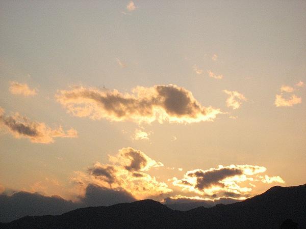 #sunset 2011,03,26