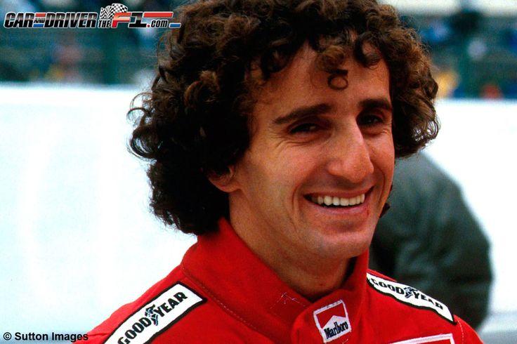 Alain Prost  #F1 #World #Champion