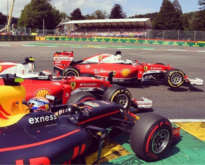 Grand Prix d'Espagne de Formule 1