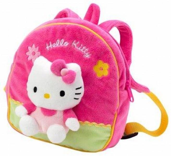 Hello Kitty Zainetto Peluche 3D, Zaini asilo e Tempo Libero - TocTocShop.com - @TocTocShop.com