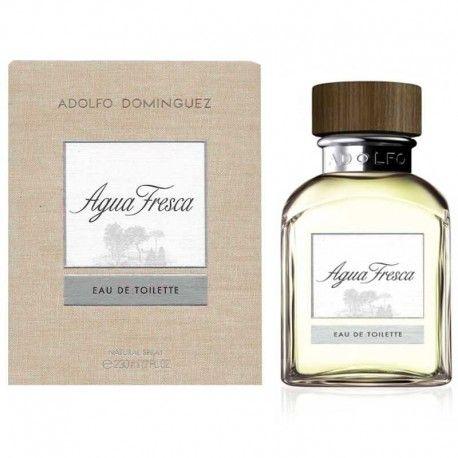 Perfume para hombre Adolfo Dominguez Agua Fresca  de #AdolfoDominguez   https://perfumesana.com/adolfo-dominguez-marca/1878-adolfo-dominguez-agua-fresca-hombre-edt-230-ml-spray-8410190613430.html
