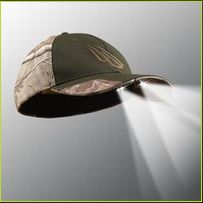 Hands Free Lighting For Hunting, Fishing, Reading And More — Terri's Little Haven Unique gift giving idea for the men on your holiday shopping list.