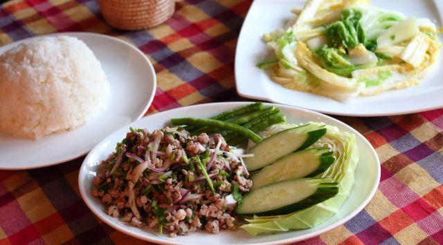 まかない飯自由が丘クルアナムプリックの本格タイ料理レシピ