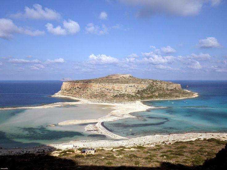 Laguna Balos, Crete