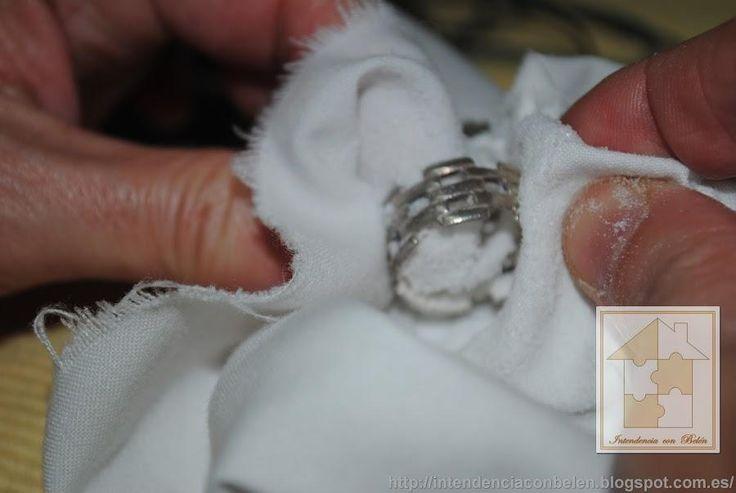 1000 ideas sobre joyer a de plata limpia en pinterest - Ideas en 5 minutos limpieza ...