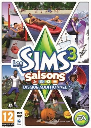 Crack sims 3 saison no cd