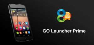 GO Launcher EX Prime Free for today and tomorrow