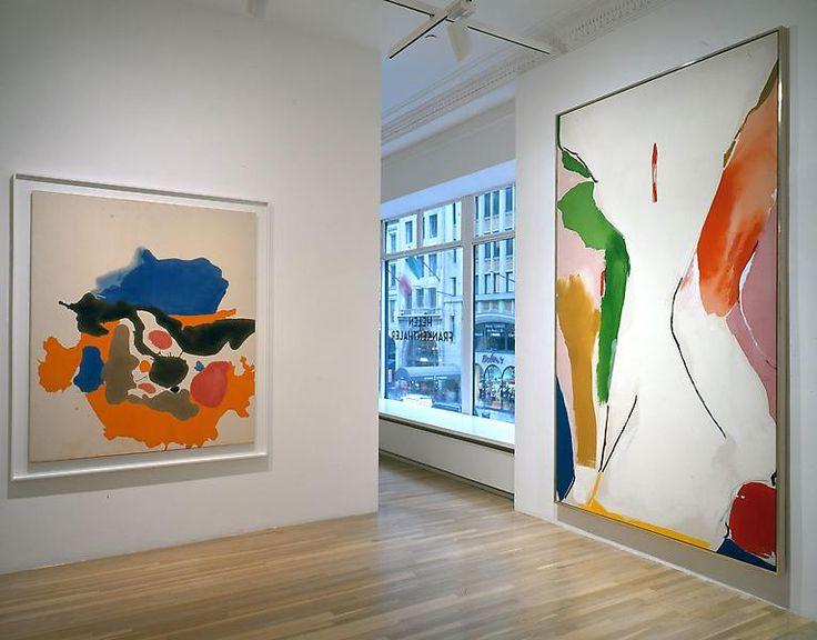 Exhibitions - Helen Frankenthaler - Ameringer   McEnery   Yohe