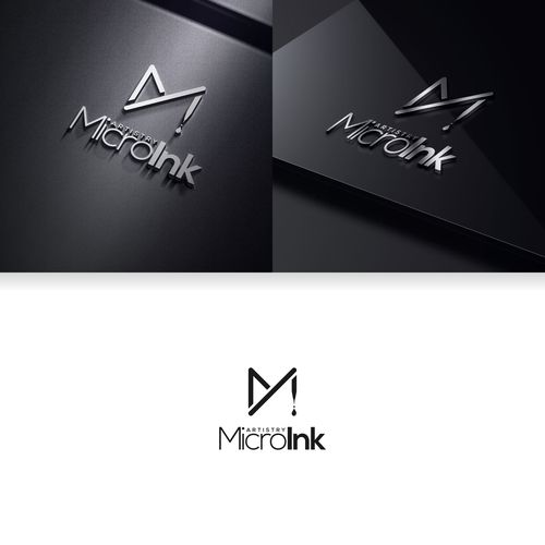 MicroInk Artistry - MicroInk Artistry needs a powerful new logo My services currently include eyebrow microblading and scalp micropigmentation (SMP). My target audience is anyone wanti