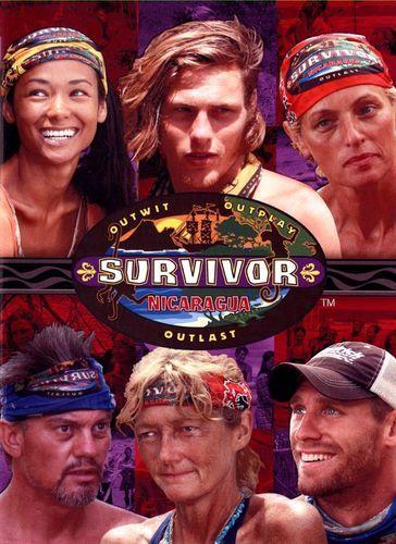 Survivor: Nicaragua [6 Discs] [DVD]