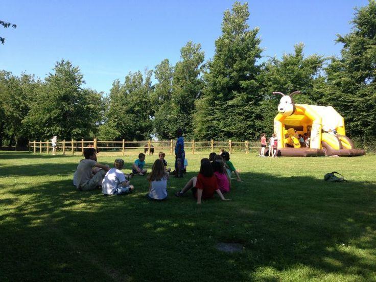 Camping Bretagne avec club enfants & club ados - CAMPING LA POMMERAIE DE L'OCEAN **** - Finistère Sud