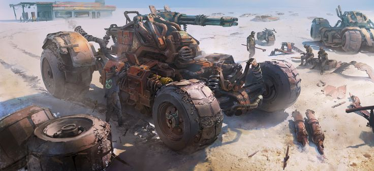 Desert Buggy Tutorial, Ignacio Bazán Lazcano on ArtStation at http://www.artstation.com/artwork/desert-buggy-tutorial