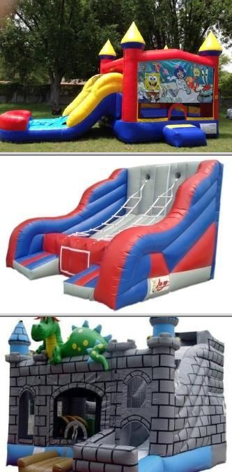AZ Bounce 4 Kids, LLC offers scheduled bouncy house rental services. They will accept requests for bouncy houses on any special events.