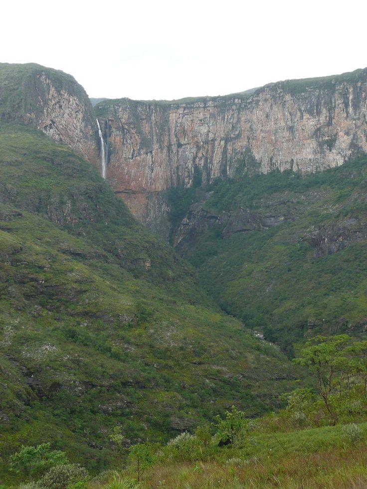 Cachoeira do Tabuleiro, Conceição do Mato Dentro'10, MInas Gerais, Brazil