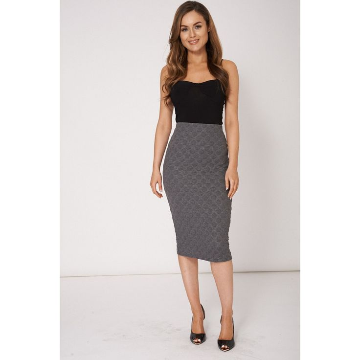 25 best ideas about grey pencil skirt on gray