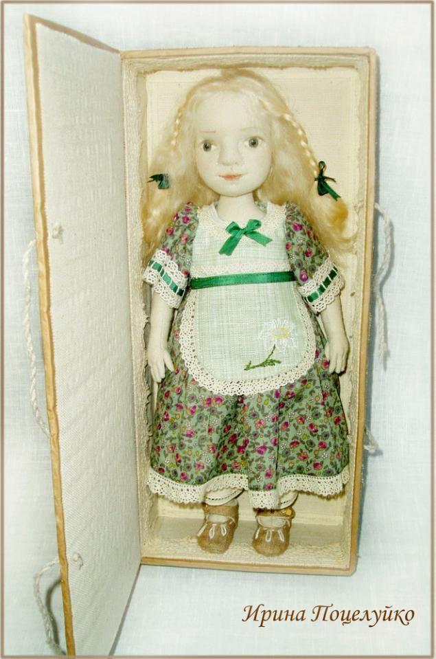 Упаковка и оформление моих кукол и игрушек - Ярмарка Мастеров - ручная работа, handmade