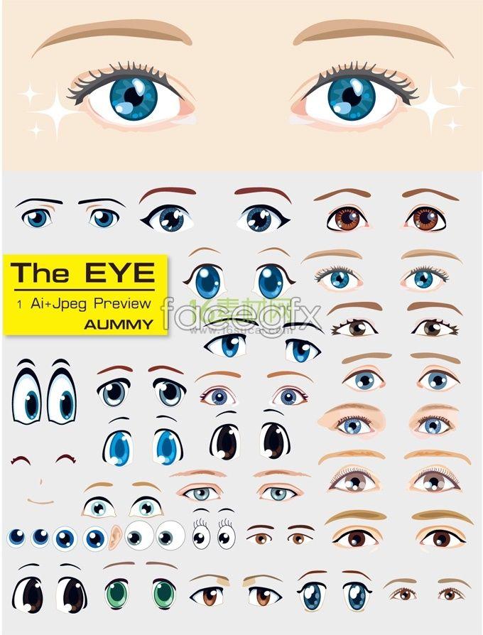 17 Best Ideas About Cartoon Eyes On Pinterest Drawing