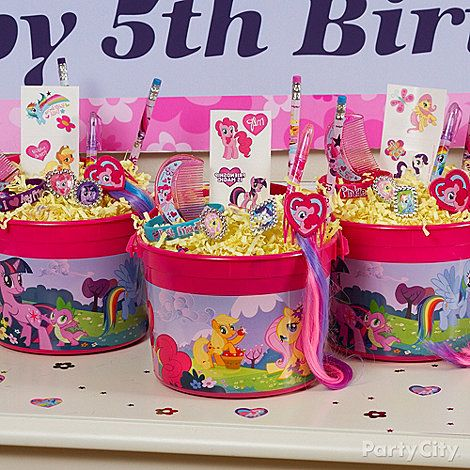 my little pony party favor ideas | My Little Pony Ideas: Favors