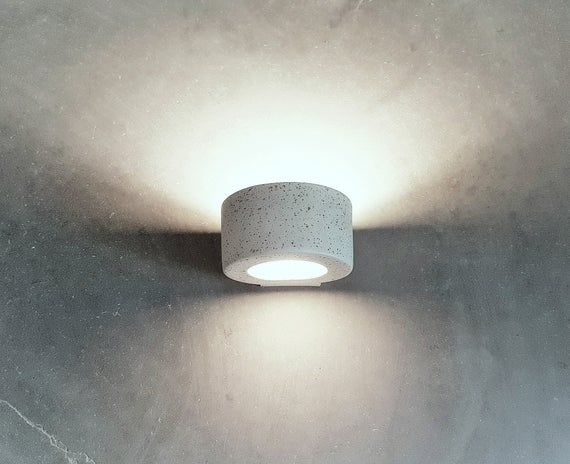 Decorative Light Wall Fixture Ceramic Wall Lampring Wall Etsy Wall Lights Modern Sconces Wall Fixtures